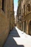 Rue de Barcelone Image stock