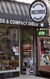 Rue de Bleeker, Greenwich Village New York Image stock