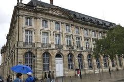 Rue de Bordeaux, France photos libres de droits