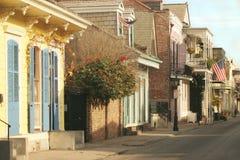 Rue de Bourbon Photos libres de droits