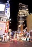 Rue de Bussy à Toronto Photographie stock libre de droits
