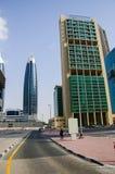 Rue de Dubaï Image libre de droits