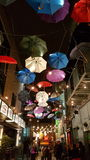 Rue de Dublin Images stock