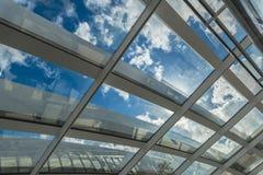 Rue de Fenchurch du jardin 20 de ciel Photographie stock libre de droits