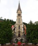 rue de florin de cathédrale Photo stock
