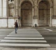 Rue de Gênes images libres de droits