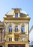 Rue de Knez Mihailova à Belgrade serbia images stock
