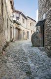 Rue de La Alberca Images stock