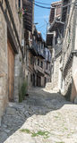 Rue de La Alberca Photo stock