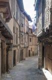 Rue de La Alberca Images libres de droits