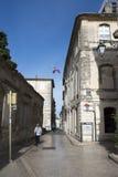 Rue de la Calade, Arles, France Stock Photos