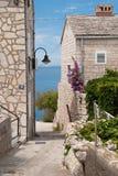 Rue de la Croatie Photo stock