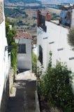 Rue de La Frontera de Jimena De Image libre de droits