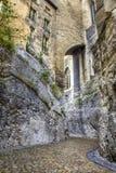 Rue de la Peyrolerie- Avignon, France photos libres de droits