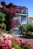 Rue de Lombard, San Francisco images stock