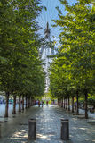 Rue de Londres Photos stock