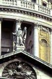 rue de Londres Paul s de cathédrale Image libre de droits