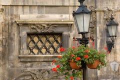 Rue de Lviv Images libres de droits