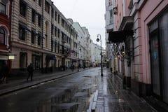 Rue de Malaya Bronaya Images stock