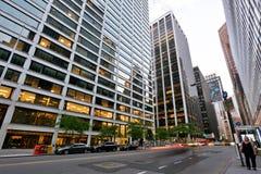 Rue de Manhattan, NYC Photographie stock