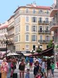 Rue 2 de Massena photographie stock