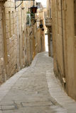 Rue de Mdina, Malte Photos libres de droits