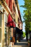 Rue de Medina Images stock