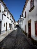 Rue de Miranda Image stock