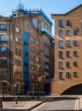 Rue de moulin, Londres photos stock