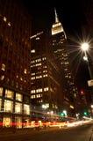 Rue de New York Images libres de droits