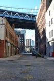 Rue de New York City Photos stock