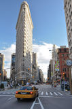 Rue de New York City Images stock