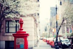 Rue de New York City Photographie stock