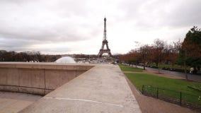 Rue de Paris Automne clips vidéos