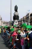 rue de patrick s de défilé de 5 jours Images libres de droits