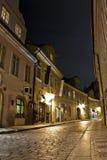Rue de Prague Photographie stock libre de droits
