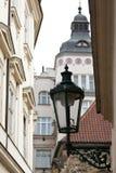 Rue de Prague Images libres de droits