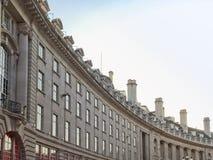 Rue de régents, Londres Photographie stock