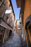 rue de rue de hdr d'Antoine Photo stock