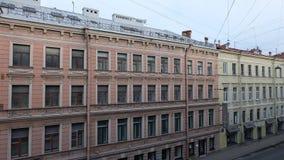 Rue de St Petersburg Photo stock