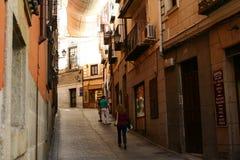 Rue de Toledo images stock