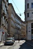 Rue de Vienne Images libres de droits