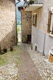 Rue de village photos stock