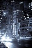 Rue de ville Image libre de droits