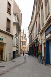 Rue du Miroir 图库摄影