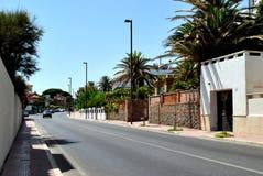 Rue du sud Image libre de droits