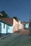 Rue du Trinidad Photo libre de droits