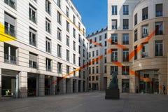 Rue Edouard VII photographie stock libre de droits