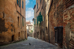 Rue en Italie Photos stock