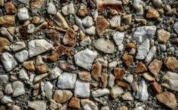 Rue globale de roche et de sable pour le fond de texture Image stock